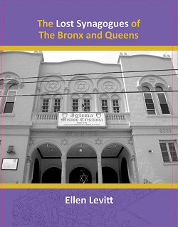 Lost Synagogues Bronx Queens