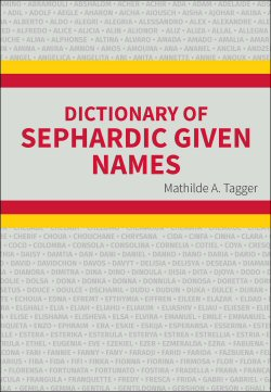 Dictionary Sephardic Given Names
